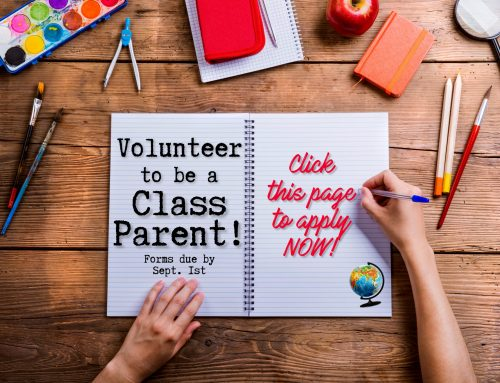 Sign up for Class Parent!